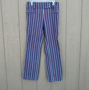 Tommy Hilfiger stretch pinstripe pants